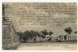 Environs De Rochefort - Brouage Les Remparts. - France