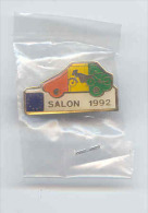 T4 - BRUXELLES - Salon De L'auto - Moto - Cycle - 1992 - Pin's