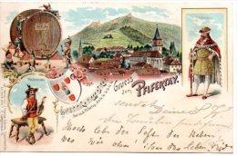 Ribeauvillé Rappoltsweiler Pfifertay  Pfifferdaj - Ribeauvillé