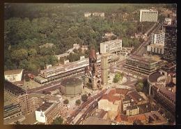 CPM  Allemagne BERLIN Gedächtniskirche Vue Aérienne De L´Eglise Su Souvenir - Mitte
