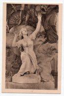 Cpa 88 - Basilique De Domremy - Statue De Sainte Jeanne D'Arc Par Allar - Domremy La Pucelle