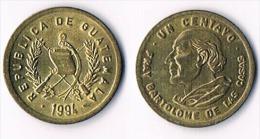 Guatemala  1 Centavo 1994 - Guatemala