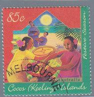Isole Cocos  Yt 326 Used  Festive Season - Cocos (Keeling) Islands