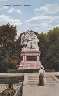 Switzerland Basel Strassburger Denkmal