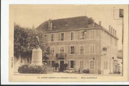 SAINT GENIX SUR GUIERS , HOTEL LABULLY - Autres Communes