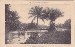 Dahomey Et Dependances Un Paysage - Dahomey