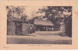 Dahomey Doha Village Indigene - Dahomey