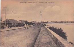 Djibouti Boulevard De La Republique - Djibouti