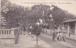 Senegal Dakar Rue des Esserts