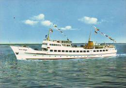Dampfer MS Klaar Kiming - Piroscafi