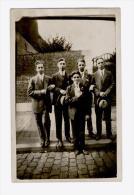 Photo Le Mardi De La Fête Du Trieu En 1930 - La Louvière - Vieux Papiers