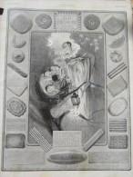 L ILLUSTRATION Journal Universel De 1929 Publicité Anciennes  LU Petit Beurre   VUITTON  CROISIERE FABRE - Journaux - Quotidiens