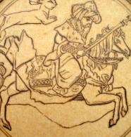 Dessins XIXe Anciennes Cartes Allemandes Du XV° S. - Alte Zeichnungen 19. Jahrh Karten Von XV° Old German Cards Drawings - Drawings
