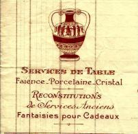 RARE ENTETE FACTURE AU VASE ETRUSQUE DAMON ET DELENTE PARIS 1913 TIMBRE FISCAL B. E.  VOIR SCANS - France