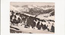 LIO - ANDORRE - ENVALIRA EN HIVER - EDICIONS VALENTI CLAVEROL - - Andorra