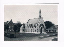 Beernem De prachtige kapel van het St. Amandusinstituut