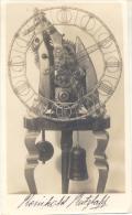 EXTRAÑO RELOJ PHOTO FOTO SUIZA SCHWEIZ CIRCA 1910 RARISIME FOTO FIRMADA SIGNEE - Postkaarten