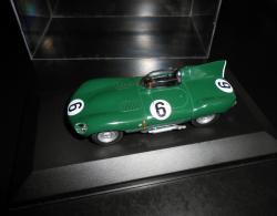 Jaguar Type D - Non Classés