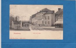 CPA - MARIEMBOURG - Sortie De La Gare - Hotel Du Commerce - 1904 - Photo Eug. Thomas , Dalcq , Couvin - Belgique