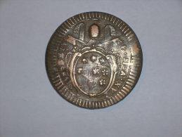 Estados Pontificios 1 Baiocco 1789 A.XV (10161) - Vaticano (Ciudad Del)