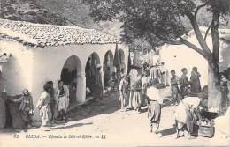 Afrique > Algérie > BLIDA  Djemâa De Sidi El Kebir ( Cpa -Editions:LL  N°82 ) *PRIX FIXE - Blida