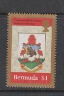 Bermuda 1996 Commonwealth Finance Meeting / Coat Of Arms Single MNH - Bermuda