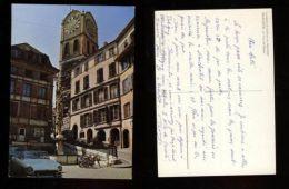 Carte Postale Neuchatel - La Tour De Déesse - NE Neuchatel