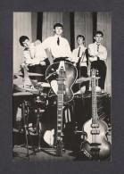 MUSIQUE ET MUSICIENS - THE BEATLES - JOHN LENNON - PAUL McCARTNEY - RINGO STARR - GEORGE HARRISON - PRINTED IN ENGLAND - Musique Et Musiciens