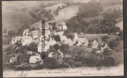 15----CANTAL---HUNHAC Vue Générale N°1 - Francia