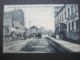 GOLDAP, Karte Um 1915