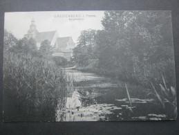 GREIFENBERG, Karte Um 1908 - Pommern
