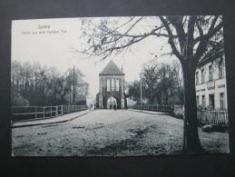 SOLDIN, Karte Um 1910 - Pommern