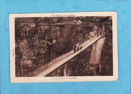 < 266/  LA SOULE   Passerelle D Holcarte 3 Gars    // TRES TRES BON ETAT // 3 - Frankrijk