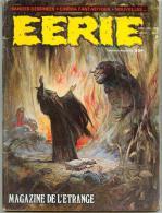 No PAYPAL !! : EERIE 3 Frank Frazetta , Jeff Jones ( Tuez Le Dragon ) Reed Crandall ,Etc...Magazine EO V.F ©.1969 BE/TBE - Magazines Et Périodiques