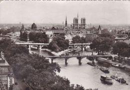 Cp , 75 , PARIS , La Cité ,  Notre-Dame - France