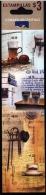 ! ARGENTINE / ARGENTINA: Mi #2469-72 Yv #2083-86 Cafes & Bars Of Buenos Aires (1999) MNH Booklet / Neuf Carnet *** - Markenheftchen