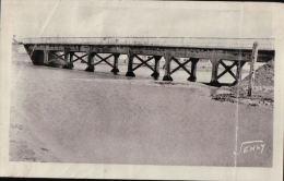 9100     ST MARTIN DE BREM   1951        TIMBRE VERSO - Saint Hilaire De Riez