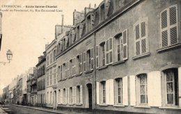 50 MANCHE  -  CHERBOURG Ecole Sainte-Chantal (pas Sur Delcampe) - Cherbourg