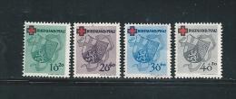 Allemagne Rheinland N°41 A 44  Neufs ** (cote 120€) - Zone Française