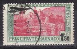 209 - Monaco 1933 - PA Yv.no.1 Oblitere - Poste Aérienne