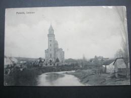 PARACIN ,  Karte Um 1918 - Serbia