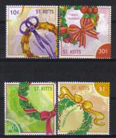 St Kitts 2007 Christmas 1340/1343  ***