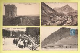 * LOT N°133 De 20  CPA  : ( Dépt 65 )..Divers Hautes Pyrénées.. ( Toutes Scannées ) - Postkaarten