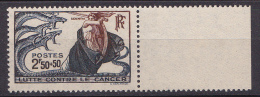 N° 496 Lutte Contre Le Cancer; - Unused Stamps