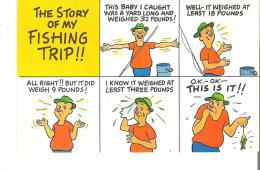 The Story Of My Fishing Trip - Humour