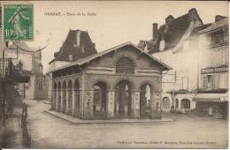 GRAMAT  -  PLACE  DE  LA  HALLE  /  Epicerie  Parisienne - Gramat