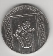 Belle Médaille    Mestertruk -rohenburg Ob Der Tauber - Allemagne