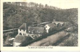 Le Moulin Cadoux Et Le Pont - Unclassified