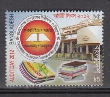 BANGLADESH,  2012, Audit Day,   MNH, (**) - Bangladesh