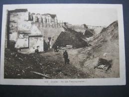 GRODNO, Kartenum 1917 - Belarus